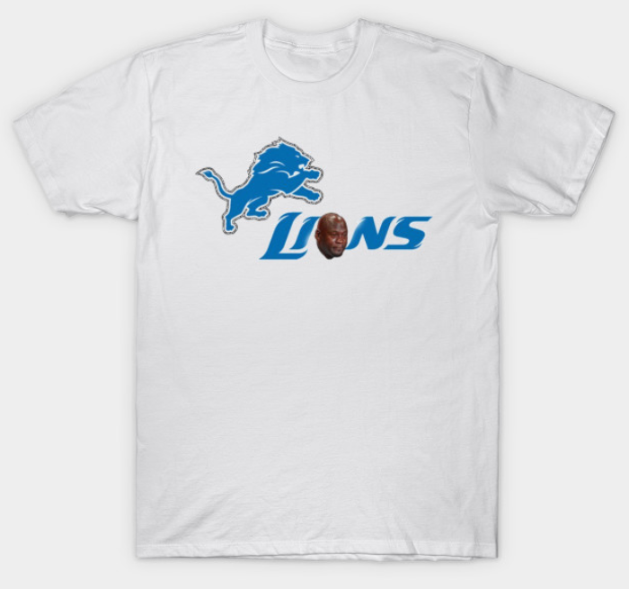 lions crying
